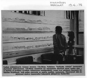 kotikylän raitit19.4.1978KokemäenSanomat