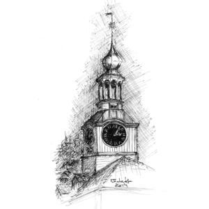 Raatihuoneen torniRauma 2019